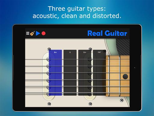Real Guitar screenshot 8