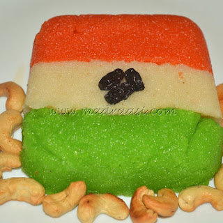 Independence Day – Tricolor Kesari.