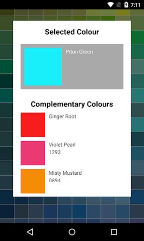 android ColourWiz Screenshot 3