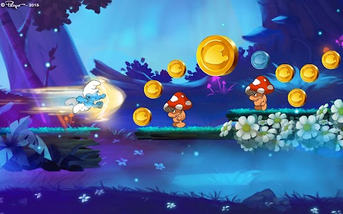 Smurfs Epic Run - Fun Platform Adventure- screenshot thumbnail