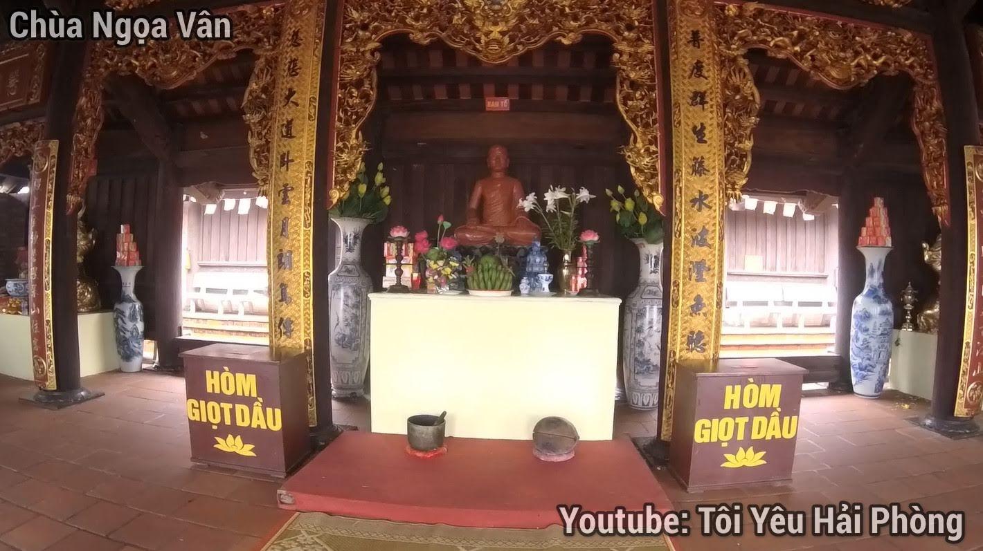 Khám phá Chùa Ngọa Vân (Quảng Ninh) Miền đất Phật 10