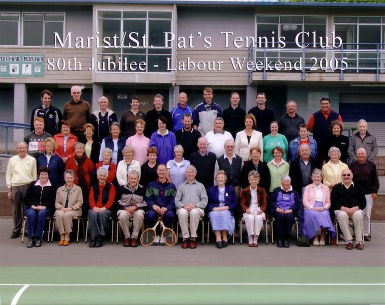 Marist 80th Reunion 2005