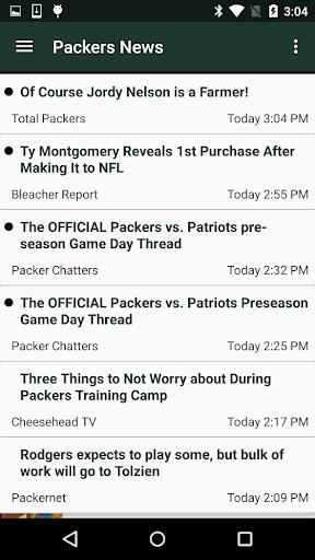 免費下載運動APP|Football News - Packers app開箱文|APP開箱王