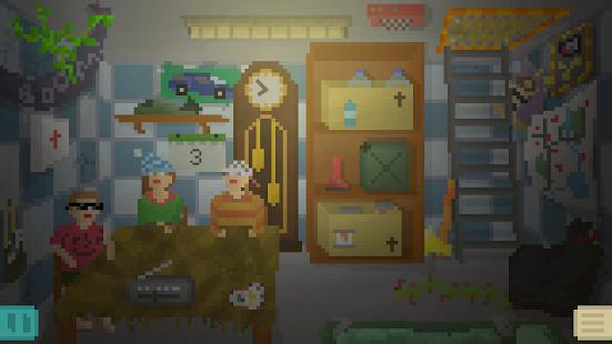 Alive In Shelter (Mod Money)