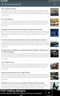 Auto World - Auto News- screenshot thumbnail
