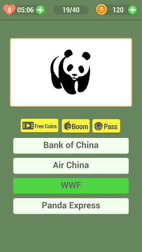 Quizdom – Trivia more than logo quiz!  captures d'écran 5