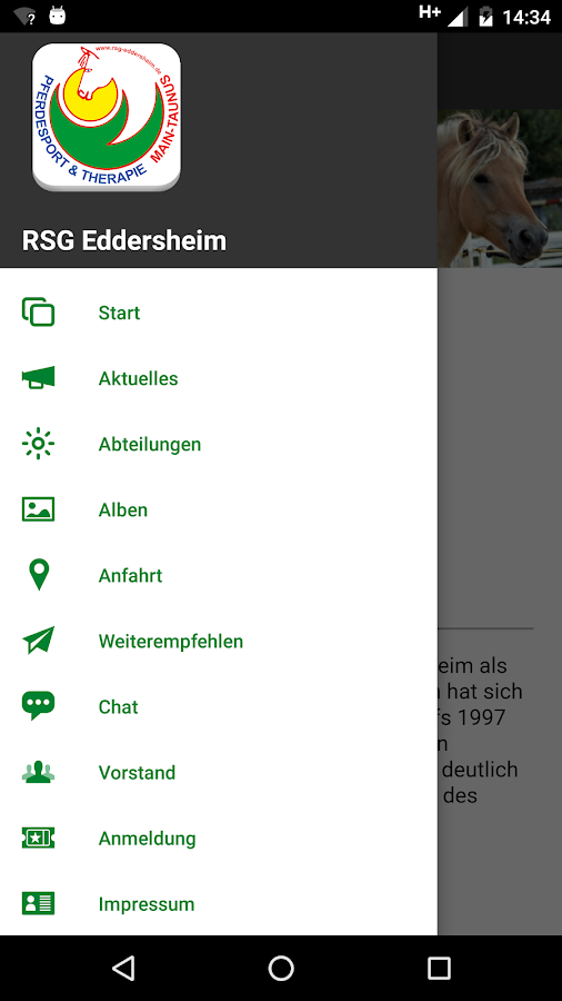 RSG Eddersheim- screenshot