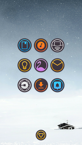 NAZG Dark – Icons v20 [Patched]