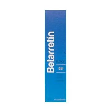 Betarretín 0.025% Crema