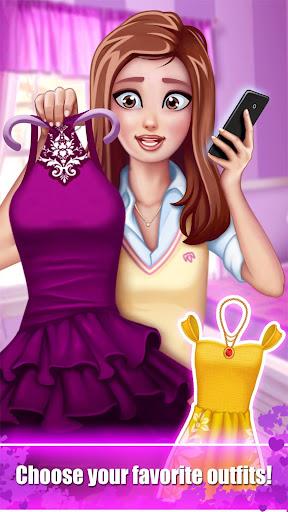 Friends or Rivals? Teenage Romance Love Story Game 2.3 screenshots 5