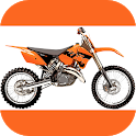 Jetting For KTM dirt bike icon