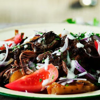 Shredded Meat with Vegetables Recipe