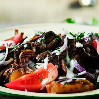 Shredded Meat with Vegetables.
