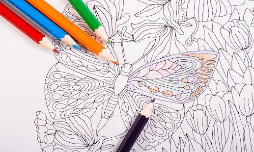 Coloring Book For Adults Screenshot Thumbnail