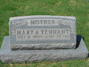 Photo: Tennant, Mary A.