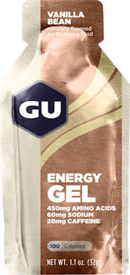 GU Energy Gel: Vanilla Bean, Box of 24 alternate image 0
