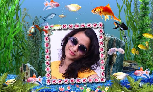 Aquarium Photo Frames New|玩攝影App免費|玩APPs