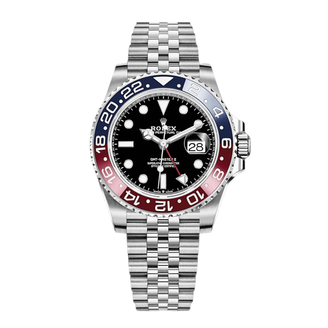 Photo of the the Rolex GMT-Master II