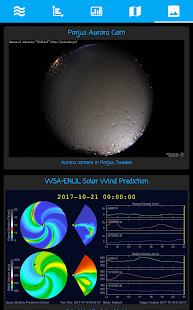 Northern Lights Forecast - náhled