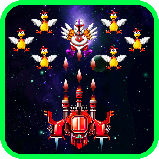 Chicken Shooter: Space Defense (game)