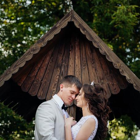 Wedding photographer Vitaliy Sapegin (kookx). Photo of 14.11.2017