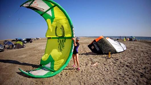 kitesurfing začít