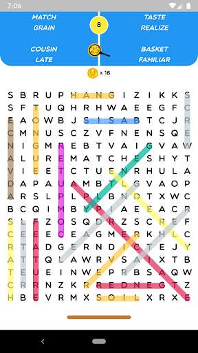Word Search Classic Puzzles: seek and find words screenshots 1