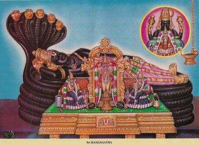 our heritage - Vaishnavam - Ranganatha.jpg