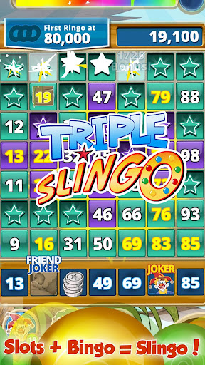 Slingo Adventure Bingo & Slots apkmr screenshots 1