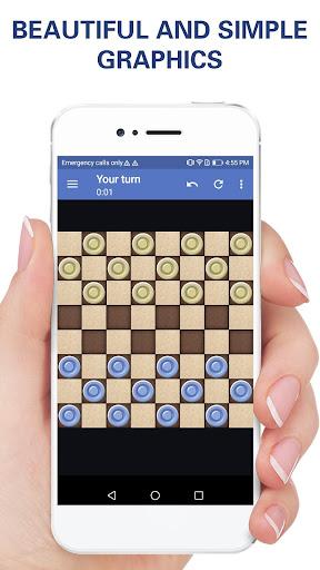 Checkers Free 1.0.1 screenshots 1