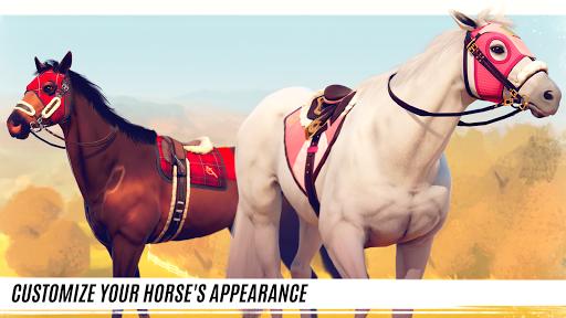 Rival Stars Horse Racing apkslow screenshots 3