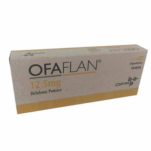 Diclofenac Potásico Ofaflan 12.5mg