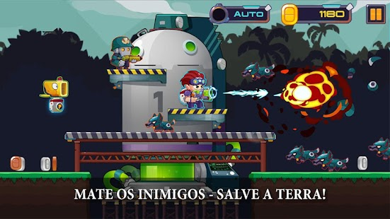 Metal Shooter: Run and Gun Screenshot