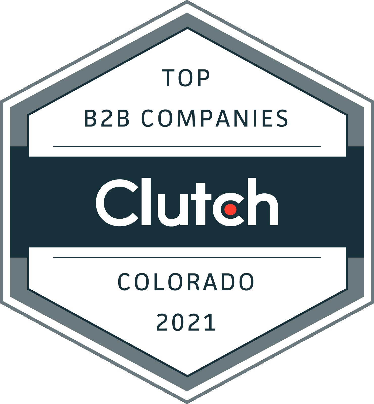 Clutch Top B2B Company 3 Years Running