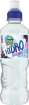 Robinsons Fruit Shoot Hydro Spring Water Drink - Blackcurrant, 350ml