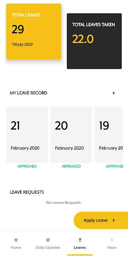 DevsLane ERP screenshot 1
