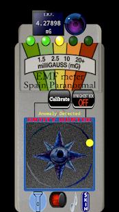 S.P. EMF meter Pro - náhled