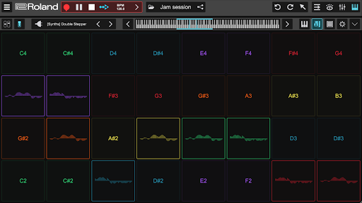Roland Zenbeats screenshot 6