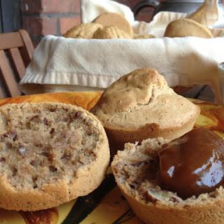 Butter Pecan Muffins, Gluten-free