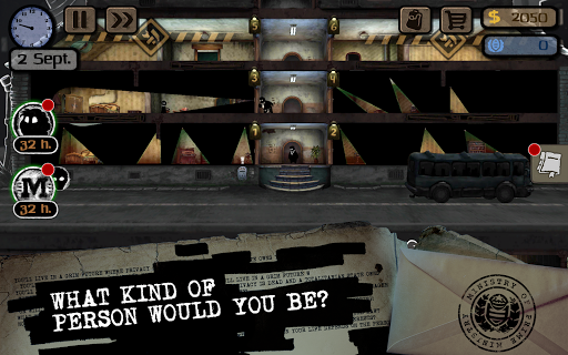 Beholder game for Android screenshot