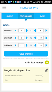 Hola Guide – Tour Guide- screenshot thumbnail