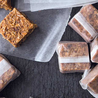 Coconut And Banana Breakfast Squares