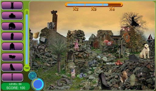 Hidden Object: Haunted Village