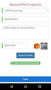PNB ATM Assist- screenshot thumbnail