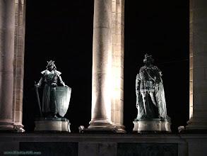 Photo: hungary, travel, heroes, square, budapest
