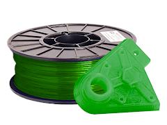 Translucent Green PRO Series PLA Filament - 1.75mm (1kg)
