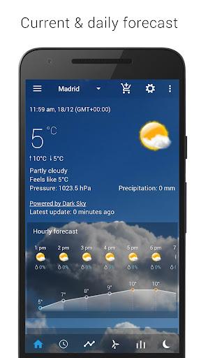 3D Sense Clock & Weather 5.00.05 gameplay | AndroidFC 2