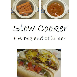 Slow Cooker Dirty Water Hot Dogs.