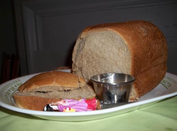 Perfect Rye Bread In Machine (sallye)