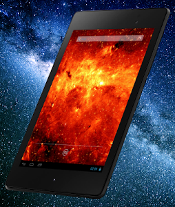 Space Pro Live Wallpaper screenshot 11